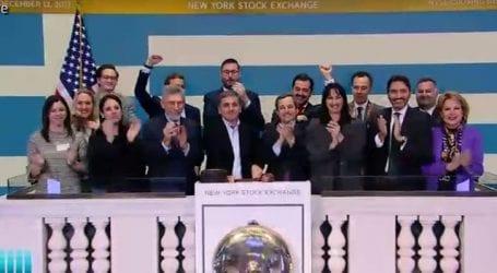 Ο Τσακαλώτος «χτύπησε» το καμπανάκι της Wall Street