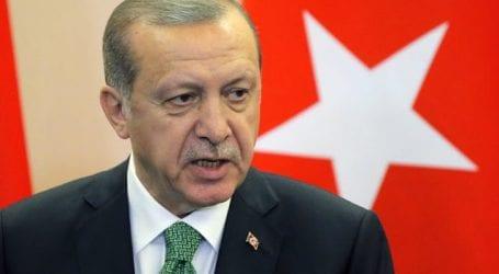 Ο Βολιώτης που βρέθηκε σήμερα δίπλα στον Ερντογάν