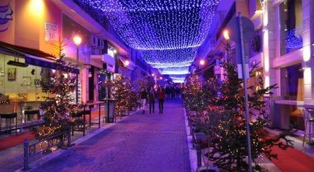 Οι σημερινές και αυριανές Χριστουγεννιάτικες εκδηλώσεις στον Βόλο