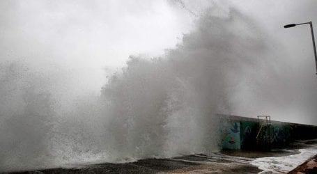 Προεδοποίηση του Λιμεναρχείου – Έρχονται ισχυροί άνεμοι!