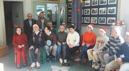 Πρωτοχρονιάτικες επισκέψεις του Αλέξανδρου Μεϊκόπουλου