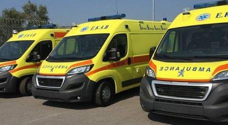 Προμήθεια 13 ασθενοφόρων για το ΕΚΑΒ Θεσσαλίας