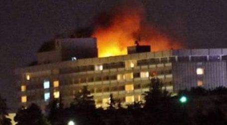 Ενοπλη επίθεση με νεκρούς στο ξενοδοχείο Intercontinental στην Καμπούλ [εικόνα]