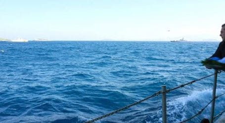 Hurriyet: Τουρκικά πλοία εμπόδισαν τον Καμμένο να προσεγγίσει τα Ιμια