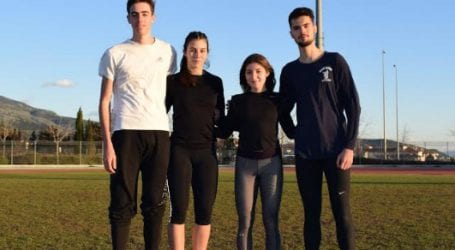Σε αγώνες κλειστού στίβου στη Θεσσαλονίκη η Νίκη Βόλου