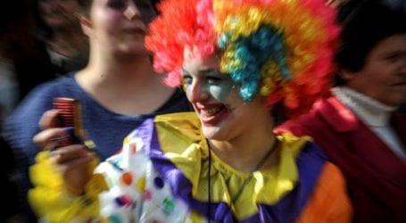 Κορυφώνονται οι αποκριάτικες εκδηλώσεις σε Λάρισα και Τύρναβο