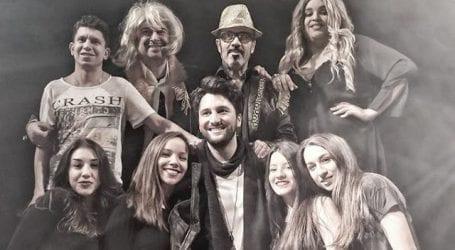 Αποκριάτικο show στο Βόλο με τον Στέφανο Κάκκο και τα Special Guests SOURGELA