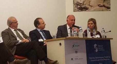 Σε διεθνές συνέδριο για τις έξυπνες πόλεις ο Δήμαρχος Ρήγα Φεραίου