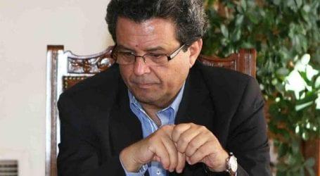 """""""Ύστατο χαίρε"""" στον πρώην βουλευτή Μαγνησίας Κώστα Πρίντζο"""