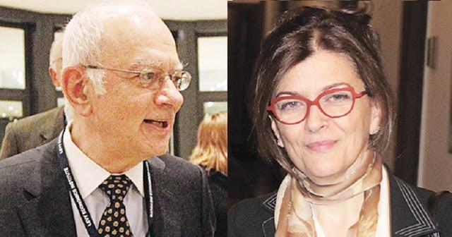 Αποχαιρετώντας τους υπουργούς Ράνια και Τάκη