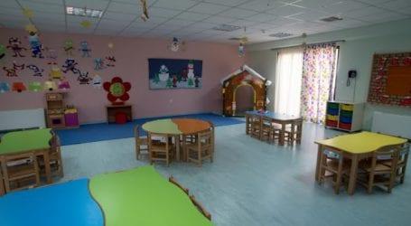 Κλειστοί οι παιδικοί σταθμοί τη Δευτέρα