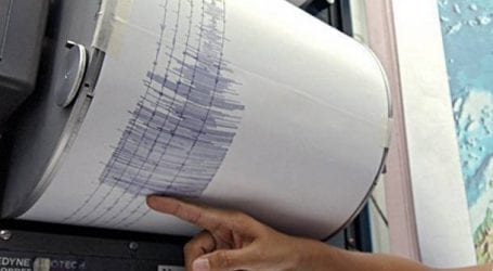 Ισχυρός σεισμός 4,3 ρίχτερ στις Β. Σποράδες