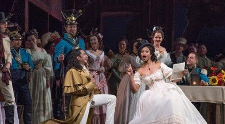 """Η όπερα """"Το ελιξίριο του έρωτα"""" στο Αχίλλειο"""