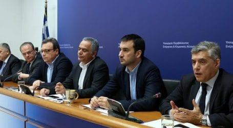 Αγοραστός: Υπέγραψε την σύμβαση για έργα διαχείρισης λυμάτων