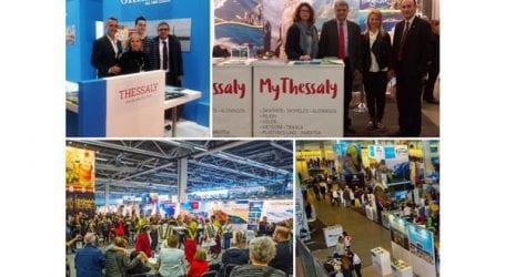 Η Περιφέρεια Θεσσαλίας σε Διεθνής Τουριστικές Έκθέσεις σε Στοκχόλμη και Πράγα
