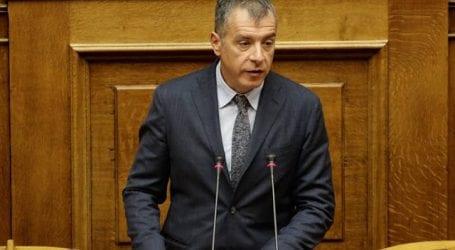Σύσκεψη πολιτικών αρχηγών για την ένταση στο Αιγαίο ζητά ο Θεοδωράκης
