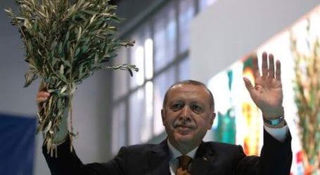 Ερντογάν: Η Τουρκία επιθυμεί να ενταχθεί ως πλήρες μέλος στην ΕΕ