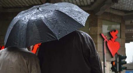 Ανοδος της θερμοκρασίας την Τετάρτη – Βροχές και σκόνη