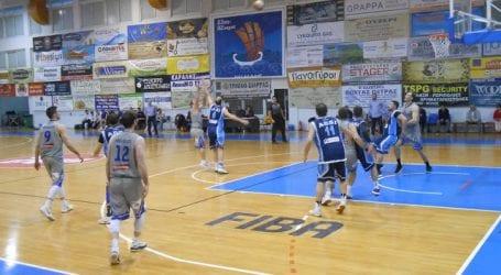 Με 84 – 67 η Νίκη Βόλου κέρδισε τον ΑΓΣ Ιωαννίνων
