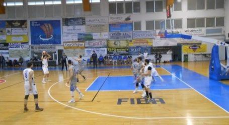 Με 64 – 62 κέρδισε η Νίκη Βόλου τον ΑΟΚ Βέροιας