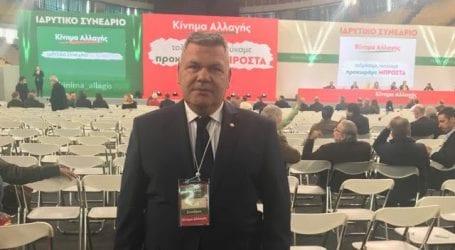 Τον θέλουν υποψήφιο στη Μαγνησία