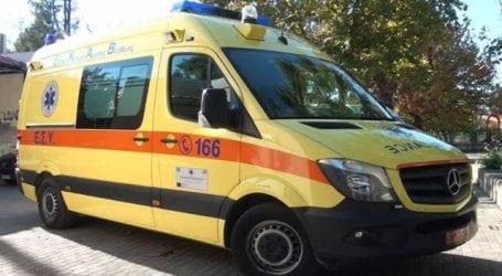Εντοπίστηκε νεκρή γυναίκα στο Στεφανοβίκειο