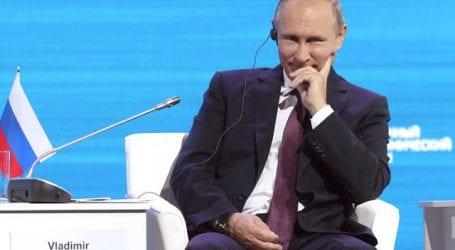 Επίδειξη ισχύος από τον Πούτιν που παρουσίασε τα νέα όπλα της Ρωσίας