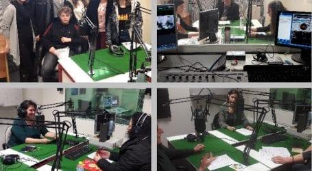 Στον «αέρα» από Δευτέρα οι εκπομπές του Μαθητικού  Διαγωνισμού Παραγωγής Ραδιοφωνικών Εκπομπών της ΕΡΤ Βόλου