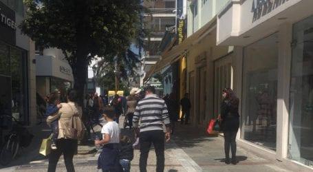 30% πτώση στον τζίρο της αγοράς του Βόλου σύμφωνα με έρευνα του Εμπορικού Συλλόγου