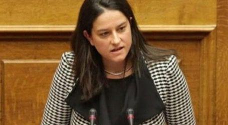 Αύριο στον Βόλο η βουλευτής της ΝΔ Νίκη Κεραμέως