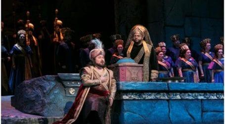 Η Όπερα Semiramis του Rossini από τη Ν. Υόρκη στον Βόλο
