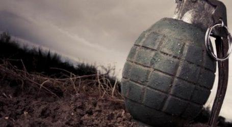 Χειροβομβίδα εντοπίστηκε στο Τσιγκέλι Αλμυρού