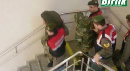 Έστειλαν τα κινητά τηλέφωνα των Ελλήνων στρατιωτικών στην Άγκυρα