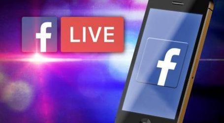 Μπέος και live στο Facebook