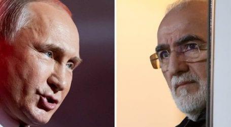 Η έκκληση του Ιβάν Σαββίδη στον Πούτιν