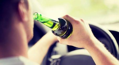 Συλλήψεις μεθυσμένων οδηγών στο κέντρο του Βόλου