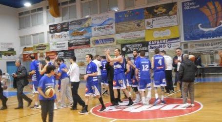 Με 89 – 80 η Νίκη Βόλου νίκησε τον Εύαθλο Πολυκάστρου