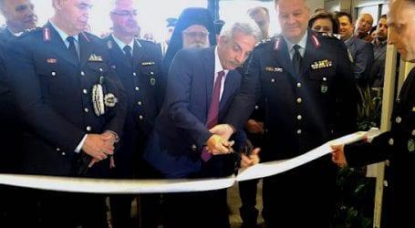 Γ.Γ. Δημόσιας Τάξης: Δεν αντιμετωπίζουμε κρίση ασφάλειας – Εγκαινίασε την Μόνιμη Έκθεση Αστυνομικών Κειμηλίων στο Βόλο