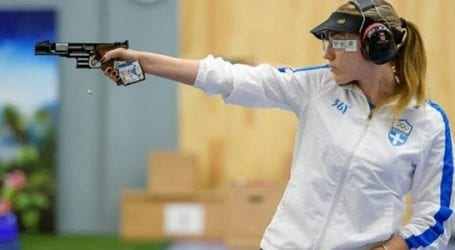 Πανελλήνιο πρωτάθλημα σκοποβολής σταθερού στόχου στο Βόλο