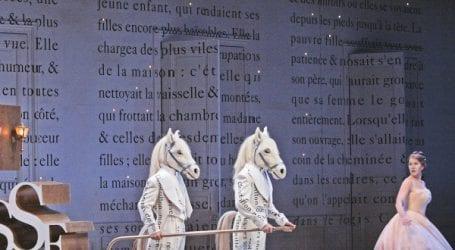 Η όπερα «Σταχτοπούτα» του Jules Massenet στο Αχίλλειο