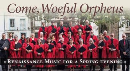 Η Χορωδία «Edinburgh University Renaissance Singers» στο Βόλο