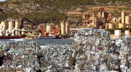 Τελικά, 80% πλαστικό στο φορτίο της ΑΓΕΤ