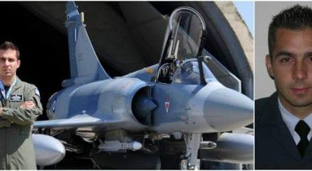 Ξεκίνησε η ανέλκυση του μοιραίου Mirage 2000-5