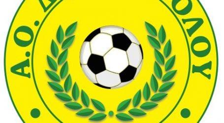Ποδοσφαιρικός αγώνας μεταξύ παλαιμάχων και της αντρικής ομάδας του Α.Ο. Δάφνης