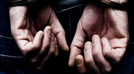 Σύλληψη 48χρονου φυγόποινου στον Βόλο