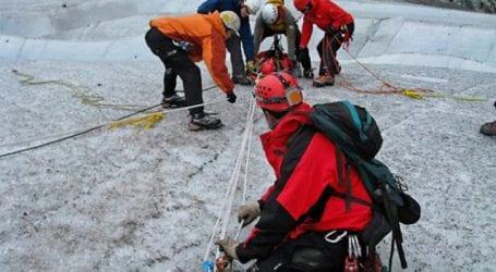 Επιχείρηση διάσωσης για τραυματισμένη γυναίκα στον Όλυμπο