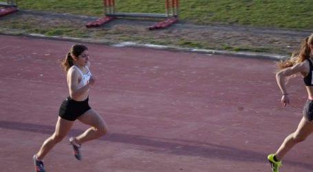 Στο Πανελλήνιο σχολικό πρωτάθλημα στίβου λυκείων τρεις αθλητές της Νίκης Βόλου