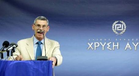 Ο ευρωβουλευτής Ελ. Συναδινός παραιτήθηκε από τη Χρυσή Αυγή -Καταγγέλλει κύκλο «άεργων» στελεχών