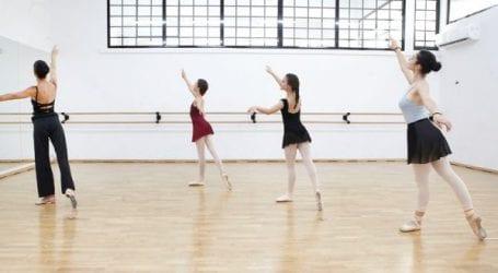 Σεμινάριο στη Δημοτική Σχολή Χορού Βόλου «Ο χορευτής ως αθλητής»
