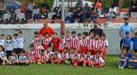 Με επιτυχία στον Βόλο το Τουρνουά Παιδικού Ποδοσφαίρου AΝΕΣ CUP 2018